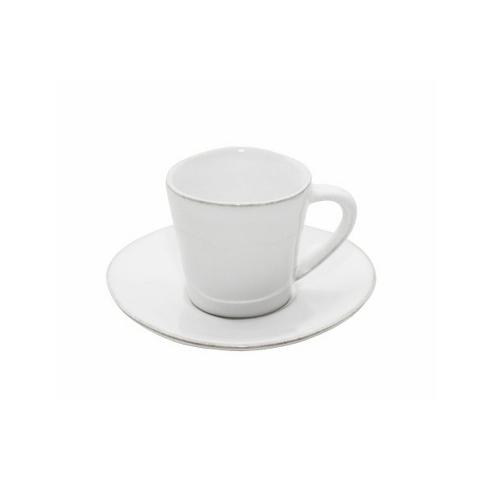 Кофейная пара ROOMERSЧайные наборы<br>. Бренд - ROOMERS. материал - Керамика. цвет - White.<br><br>популярные производители: ROOMERS<br>материал: Керамика<br>цвет: White