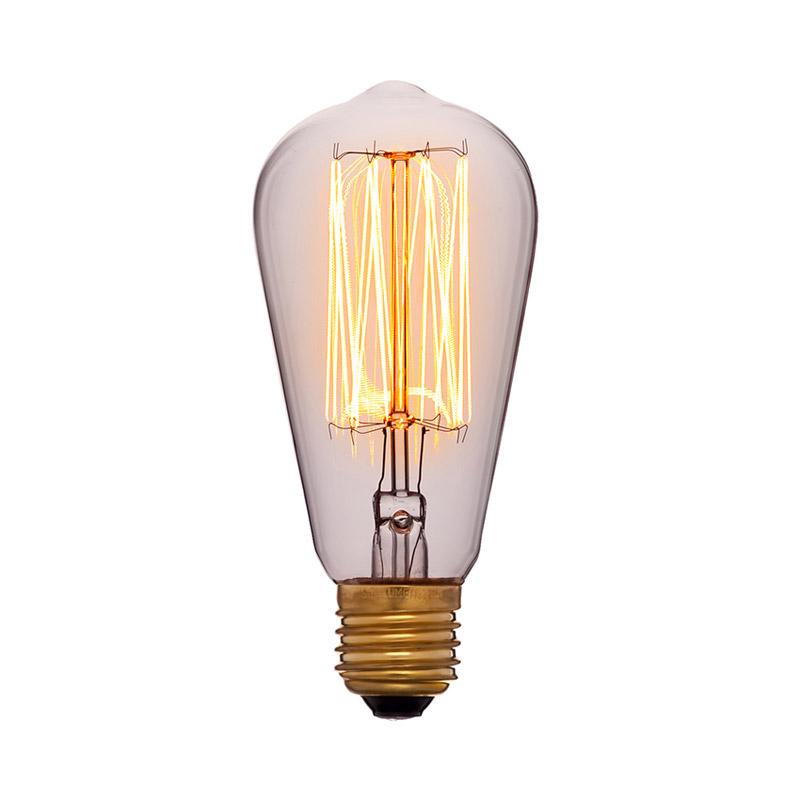 053-228 SUN-LUMENретро лампы<br>053-228. Бренд - SUN-LUMEN. тип цоколя - E27. тип лампы - накаливания или LED. ширина/диаметр - 58. мощность - 60.<br><br>популярные производители: SUN-LUMEN<br>тип цоколя: E27<br>тип лампы: накаливания или LED<br>ширина/диаметр: 58<br>максимальная мощность лампочки: 60