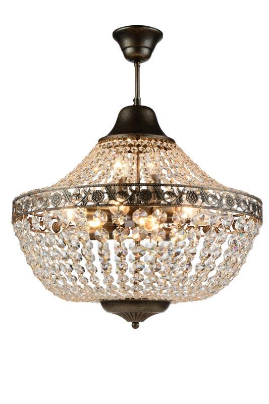 Потолочная люстра на штанге SL669.403.11 ST-Luceна штанге<br>Люстра подвесная. Бренд - ST-Luce. материал плафона - хрусталь. цвет плафона - прозрачный. тип цоколя - E14. тип лампы - накаливания или LED. ширина/диаметр - 500. мощность - 40. количество ламп - 11.<br><br>популярные производители: ST-Luce<br>материал плафона: хрусталь<br>цвет плафона: прозрачный<br>тип цоколя: E14<br>тип лампы: накаливания или LED<br>ширина/диаметр: 500<br>максимальная мощность лампочки: 40<br>количество лампочек: 11