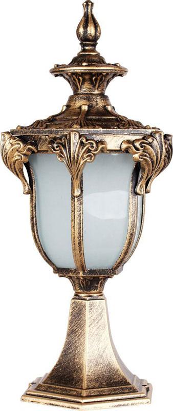 Светильник уличный 11423 FeronСадово-парковые<br>PL4043 60W 230V E27 200*175*430мм черное золото (на постамент) ОТК. Бренд - Feron. материал плафона - стекло. цвет плафона - белый. тип цоколя - E27. тип лампы - накаливания или LED. ширина/диаметр - 160. мощность - 60. количество ламп - 1.<br><br>популярные производители: Feron<br>материал плафона: стекло<br>цвет плафона: белый<br>тип цоколя: E27<br>тип лампы: накаливания или LED<br>ширина/диаметр: 160<br>максимальная мощность лампочки: 60<br>количество лампочек: 1