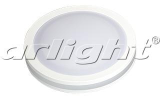 Точечный светильник 020711 Arlightвстраиваемые<br>Круглый светильник с контурным свечением. Корпус белый + вставка поликарбонат PC. Цвет ДНЕВНОЙ БЕЛЫЙ 4000К, св.поток 1400-1600 лм, угол 120°+180°. IP44. Питание 110-240VAC (драйвер в к-те 300mA 46-70V), мощность 20Вт. Размеры 135х40 мм, установка в отв.12.... Бренд - Arlight. материал плафона - пластик. цвет плафона - белый. тип лампы - LED. ширина/диаметр - 135. мощность - 20. количество ламп - 1.<br><br>популярные производители: Arlight<br>материал плафона: пластик<br>цвет плафона: белый<br>тип лампы: LED<br>ширина/диаметр: 135<br>максимальная мощность лампочки: 20<br>количество лампочек: 1