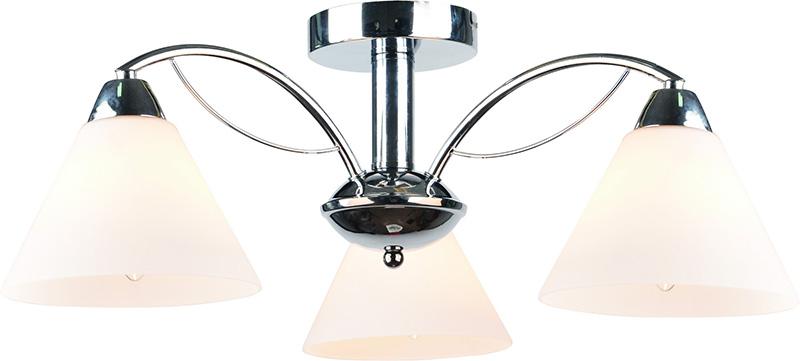 Потолочная люстра на штанге A1298PL-3CC ARTE Lampна штанге<br>A1298PL-3CC. Бренд - ARTE Lamp. материал плафона - стекло. цвет плафона - белый. тип цоколя - E14. тип лампы - накаливания или LED. ширина/диаметр - 610. мощность - 40. количество ламп - 3.<br><br>популярные производители: ARTE Lamp<br>материал плафона: стекло<br>цвет плафона: белый<br>тип цоколя: E14<br>тип лампы: накаливания или LED<br>ширина/диаметр: 610<br>максимальная мощность лампочки: 40<br>количество лампочек: 3