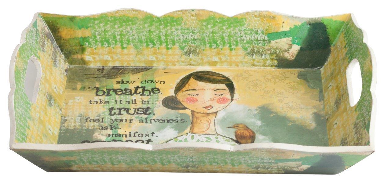 Декоративный поднос Palavra DG-HOME от Дивайн Лайт