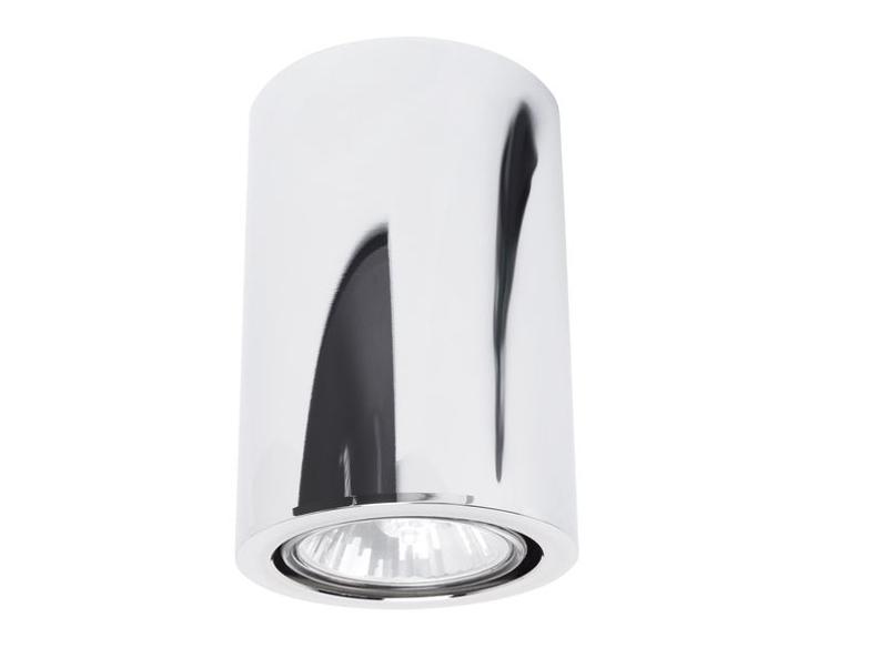 Точечный светильник N1594-Chrom Donoluxнакладные<br>Donolux Светильник накладной, алюминий, неповоротный,max 50w GU10 D 70 H 110, хром. Бренд - Donolux. материал плафона - алюминий. цвет плафона - хром. тип цоколя - GU10. тип лампы - галогеновая или LED. ширина/диаметр - 70. мощность - 50. количество ламп - 1.<br><br>популярные производители: Donolux<br>материал плафона: алюминий<br>цвет плафона: хром<br>тип цоколя: GU10<br>тип лампы: галогеновая или LED<br>ширина/диаметр: 70<br>максимальная мощность лампочки: 50<br>количество лампочек: 1