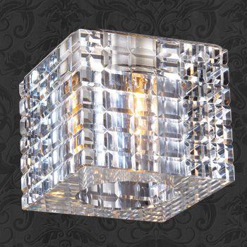 Точечный светильник 369600 Novotechвстраиваемые<br>369600 NT12 231 хром Встраиваемый IP20 G9 40W 220V CUBIC. Бренд - Novotech. материал плафона - хрусталь. цвет плафона - прозрачный. тип цоколя - G9. тип лампы - галогеновая или LED. мощность - 40. количество ламп - 1.<br><br>популярные производители: Novotech<br>материал плафона: хрусталь<br>цвет плафона: прозрачный<br>тип цоколя: G9<br>тип лампы: галогеновая или LED<br>максимальная мощность лампочки: 40<br>количество лампочек: 1