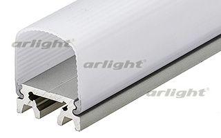 Профиль с экраном ALU-SQR-2000 ANOD+FROST Arlightпрофили<br>Анодированный профиль 2м Alu Square в комплекте с объёмным матовым рассеивателем.Для создания светильников с широким углом освещения (180°).<br>Шири.... Бренд - Arlight. ширина/диаметр - 20.<br><br>популярные производители: Arlight<br>ширина/диаметр: 20