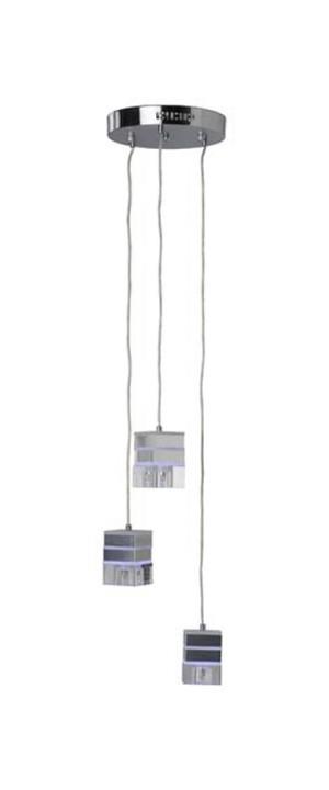 Подвесной  потолочный светильник G93279_15 Brilliantподвесные<br>G93279_15 Подвесной светильник Talon G93279_15. Бренд - Brilliant. материал плафона - стекло. цвет плафона - прозрачный. тип цоколя - G9. тип лампы - галогеновая или LED. ширина/диаметр - 250. мощность - 40. количество ламп - 3.<br><br>популярные производители: Brilliant<br>материал плафона: стекло<br>цвет плафона: прозрачный<br>тип цоколя: G9<br>тип лампы: галогеновая или LED<br>ширина/диаметр: 250<br>максимальная мощность лампочки: 40<br>количество лампочек: 3