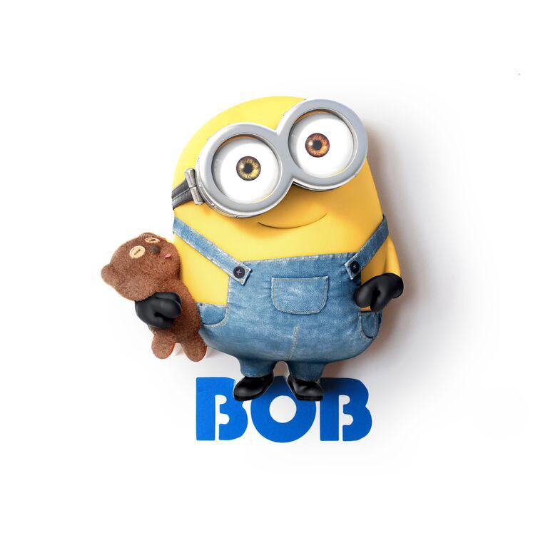 3DLIGHT Светильник ночник детский Minions-Bob (Боб)