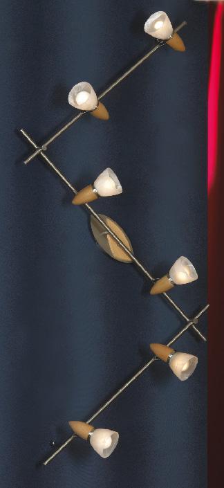 спот LSQ-6419-06 LussoleСпоты<br>LSQ-6419-06. Бренд - Lussole. материал плафона - стекло. цвет плафона - белый. тип цоколя - E14. тип лампы - накаливания или LED. ширина/диаметр - 90. мощность - 40. количество ламп - 6.<br><br>популярные производители: Lussole<br>материал плафона: стекло<br>цвет плафона: белый<br>тип цоколя: E14<br>тип лампы: накаливания или LED<br>ширина/диаметр: 90<br>максимальная мощность лампочки: 40<br>количество лампочек: 6