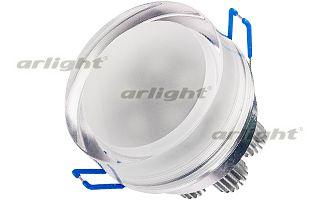 Точечный светильник 017618 Arlightвстраиваемые<br>Встраиваемый светильник, мультицветный RGB+WW теплый белый. Светодиоды 4x5x2W. Круглый акриловый плафон. Питание и управление 5 проводов ШИМ люб.RGBW контроллером DC 24V, макс.40Вт. Размер D90xH78 мм. Св.поток R:300LM, G:450LM, B:150LM, W:700LM.. Бренд - Arlight. материал плафона - пластик. цвет плафона - белый. тип лампы - LED. ширина/диаметр - 90. мощность - 40. количество ламп - 5.<br><br>популярные производители: Arlight<br>материал плафона: пластик<br>цвет плафона: белый<br>тип лампы: LED<br>ширина/диаметр: 90<br>максимальная мощность лампочки: 40<br>количество лампочек: 5