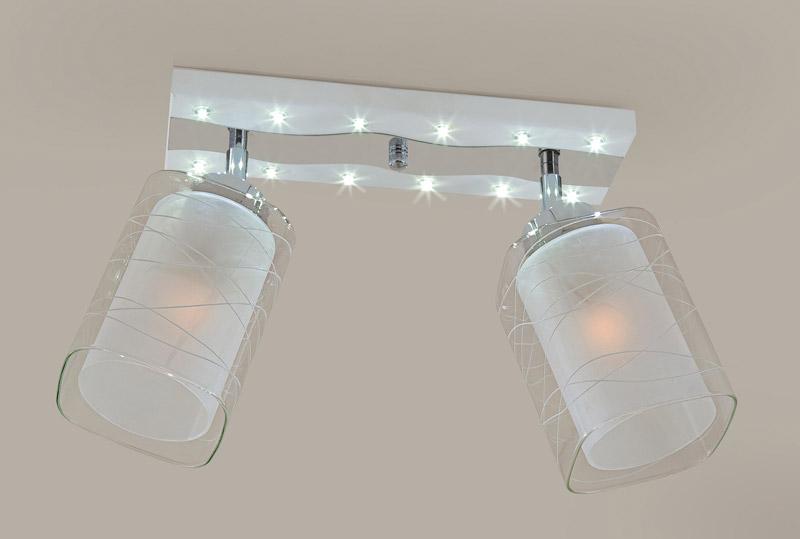 Потолочная люстра накладная CL160221 Citiluxнакладные<br>CL160221 Прима LED Белый+Хром Св-к Люстра. Бренд - Citilux. материал плафона - стекло. цвет плафона - прозрачный. тип цоколя - E27. тип лампы - накаливания или LED. ширина/диаметр - 100. мощность - 75. количество ламп - 2.<br><br>популярные производители: Citilux<br>материал плафона: стекло<br>цвет плафона: прозрачный<br>тип цоколя: E27<br>тип лампы: накаливания или LED<br>ширина/диаметр: 100<br>максимальная мощность лампочки: 75<br>количество лампочек: 2