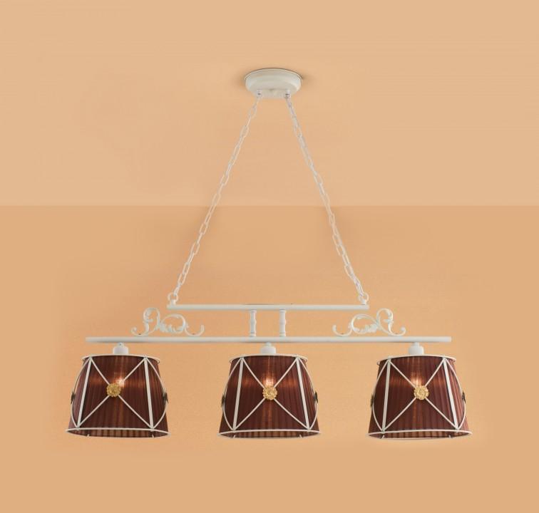 Потолочная люстра подвесная CL409236 Citiluxподвесные<br>CL409236 Подвесная люстра Дрезден CL409236. Бренд - Citilux. материал плафона - ткань. цвет плафона - коричневый. тип цоколя - E27. тип лампы - накаливания или LED. ширина/диаметр - 280. мощность - 60. количество ламп - 3.<br><br>популярные производители: Citilux<br>материал плафона: ткань<br>цвет плафона: коричневый<br>тип цоколя: E27<br>тип лампы: накаливания или LED<br>ширина/диаметр: 280<br>максимальная мощность лампочки: 60<br>количество лампочек: 3