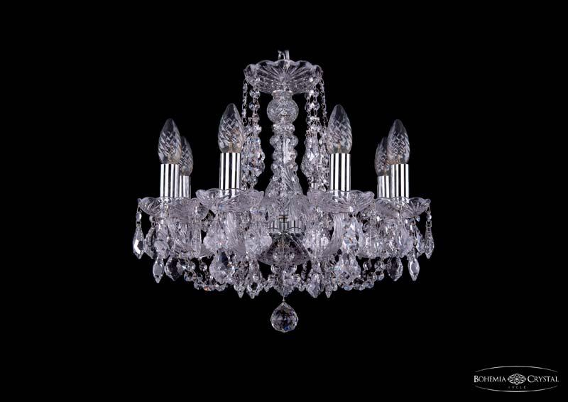 Потолочная люстра подвесная 1406/8/141/Ni/Leafs Bohemia Ivele Crystalподвесные<br>Люстра. Бренд - Bohemia Ivele Crystal. материал плафона - хрусталь. цвет плафона - прозрачный. тип цоколя - E14. тип лампы - накаливания или LED. ширина/диаметр - 460. мощность - 40. количество ламп - 8.<br><br>популярные производители: Bohemia Ivele Crystal<br>материал плафона: хрусталь<br>цвет плафона: прозрачный<br>тип цоколя: E14<br>тип лампы: накаливания или LED<br>ширина/диаметр: 460<br>максимальная мощность лампочки: 40<br>количество лампочек: 8