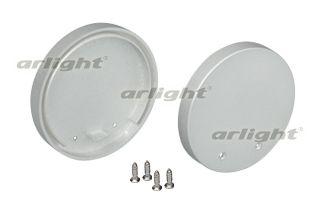 алюминиевый профиль 019288 Arlightкомплектующие<br>Пара заглушек для профиля SL-ROUND-D60 с экраном. В комплекте 2 заглушки, 4 шурупа. Цена за весь комплект.. Бренд - Arlight.<br><br>популярные производители: Arlight