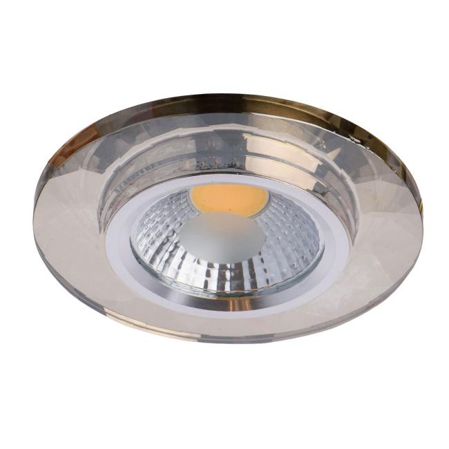 Точечный светильник 637014701встраиваемые<br>637014701. Бренд - MW-Light. тип лампы - LED. количество ламп - 1. мощность лампы - 5. цвет арматуры - серый. цвет плафона - бежевый. материал арматуры - металл. материал плафона - стекло. высота - 38. ширина/диаметр - 97. степень защиты ip - 20. форма - круг. стиль - модерн. страна происхождения - Германия. монтажное отверстие - 80. цвет свечения - белый (теплый). коллекция - Круз. напряжение - 220.<br><br>Бренд: MW-Light<br>тип лампы: LED<br>количество ламп: 1<br>мощность лампы: 5<br>цвет арматуры: серый<br>цвет плафона: бежевый<br>материал арматуры: металл<br>материал плафона: стекло<br>высота: 38<br>ширина/диаметр: 97<br>степень защиты ip: 20<br>форма: круг<br>стиль: модерн<br>страна происхождения: Германия<br>монтажное отверстие: 80<br>цвет свечения: белый (теплый)<br>коллекция: Круз<br>напряжение: 220