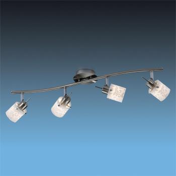 спот 2076/4W Odeon LightСпоты<br>2076/4W ODL11 730 матовый никель Подсветка  G9 4*40W 220V TERBO. Бренд - Odeon Light. материал плафона - стекло. цвет плафона - белый. тип цоколя - G9. тип лампы - галогеновая или LED. мощность - 40. количество ламп - 4.<br><br>популярные производители: Odeon Light<br>материал плафона: стекло<br>цвет плафона: белый<br>тип цоколя: G9<br>тип лампы: галогеновая или LED<br>максимальная мощность лампочки: 40<br>количество лампочек: 4