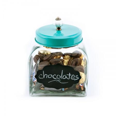 Емкость для хранения с крышкой Sweets Маленькая DG-HOME от Дивайн Лайт