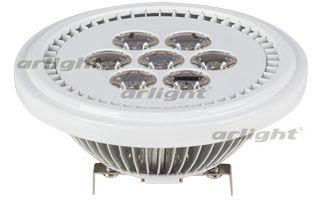 Arlight Светодиодная лампа MDSV-AR111-7x2W 35deg Warm White 12V