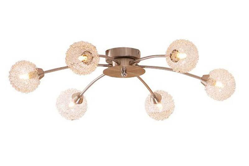 Потолочная люстра накладная CL521161 Citiluxнакладные<br>CL521161 Потолочная люстра Юджин CL521161. Бренд - Citilux. материал плафона - стекло. цвет плафона - прозрачный. тип цоколя - G9. тип лампы - галогеновая или LED. ширина/диаметр - 640. мощность - 40. количество ламп - 6.<br><br>популярные производители: Citilux<br>материал плафона: стекло<br>цвет плафона: прозрачный<br>тип цоколя: G9<br>тип лампы: галогеновая или LED<br>ширина/диаметр: 640<br>максимальная мощность лампочки: 40<br>количество лампочек: 6
