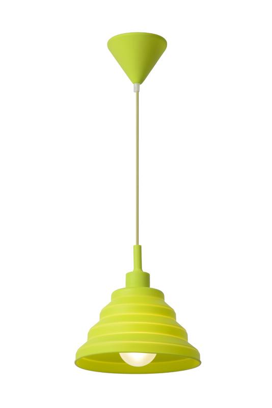 Подвесной  потолочный светильник 08407/24/85подвесные<br>TUTI Pendant E27 D24 H24cm Green. Бренд - LUCIDE. тип лампы - накаливания или LED. количество ламп - 1. тип цоколя - E27. мощность лампы - 40. цвет арматуры - зеленый. цвет плафона - зеленый. материал арматуры - пластик. материал плафона - пластик. высота - 1400. ширина/диаметр - 240. степень защиты ip - 20. стиль - модерн. страна происхождения - Бельгия. коллекция - TUTI. напряжение - 220.<br><br>Бренд: LUCIDE<br>тип лампы: накаливания или LED<br>количество ламп: 1<br>тип цоколя: E27<br>мощность лампы: 40<br>цвет арматуры: зеленый<br>цвет плафона: зеленый<br>материал арматуры: пластик<br>материал плафона: пластик<br>высота: 1400<br>ширина/диаметр: 240<br>степень защиты ip: 20<br>стиль: модерн<br>страна происхождения: Бельгия<br>коллекция: TUTI<br>напряжение: 220