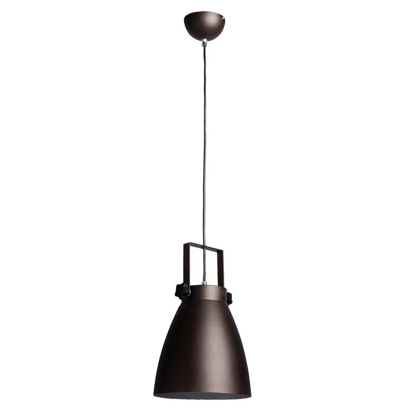 Подвесной  потолочный светильник 497011701 Regenbogen Lifeподвесные<br>497011701 Хоф. Бренд - Regenbogen Life. материал плафона - металл. цвет плафона - коричневый. тип цоколя - E27. тип лампы - накаливания или LED. ширина/диаметр - 210. мощность - 40. количество ламп - 1.<br><br>популярные производители: Regenbogen Life<br>материал плафона: металл<br>цвет плафона: коричневый<br>тип цоколя: E27<br>тип лампы: накаливания или LED<br>ширина/диаметр: 210<br>максимальная мощность лампочки: 40<br>количество лампочек: 1