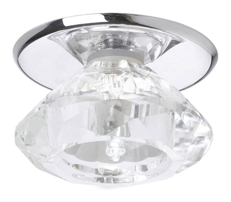 Точечный светильник 88966 EGLOвстраиваемые<br>Светильник встраиваемый LUXY, 1X20W (G4), IP20 . Бренд - EGLO. материал плафона - хрусталь. цвет плафона - прозрачный. тип цоколя - G4. тип лампы - галогеновая или LED. ширина/диаметр - 80. мощность - 20. количество ламп - 1.<br><br>популярные производители: EGLO<br>материал плафона: хрусталь<br>цвет плафона: прозрачный<br>тип цоколя: G4<br>тип лампы: галогеновая или LED<br>ширина/диаметр: 80<br>максимальная мощность лампочки: 20<br>количество лампочек: 1