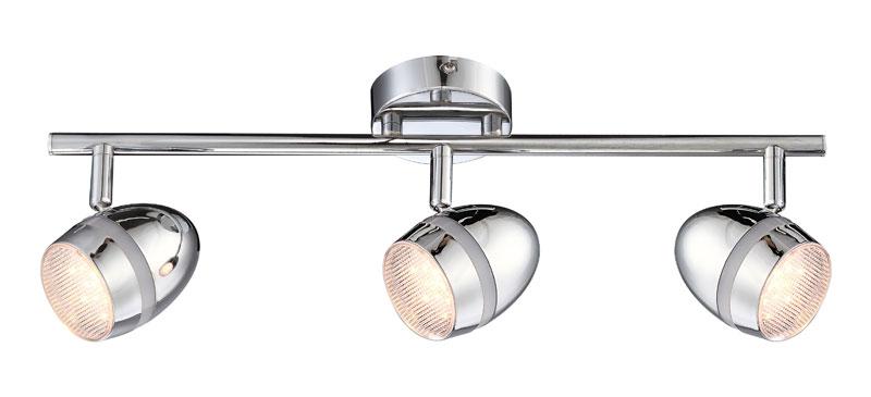 спот 56206-3 GloboСпоты<br>56206-3. Бренд - Globo. материал плафона - пластик. цвет плафона - прозрачный. тип лампы - LED. мощность - 3. количество ламп - 3.<br><br>популярные производители: Globo<br>материал плафона: пластик<br>цвет плафона: прозрачный<br>тип лампы: LED<br>максимальная мощность лампочки: 3<br>количество лампочек: 3