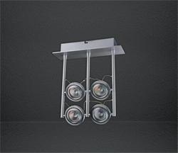 Накладной потолочный светильник Ladder 4 555.11 SDM Luce от Дивайн Лайт
