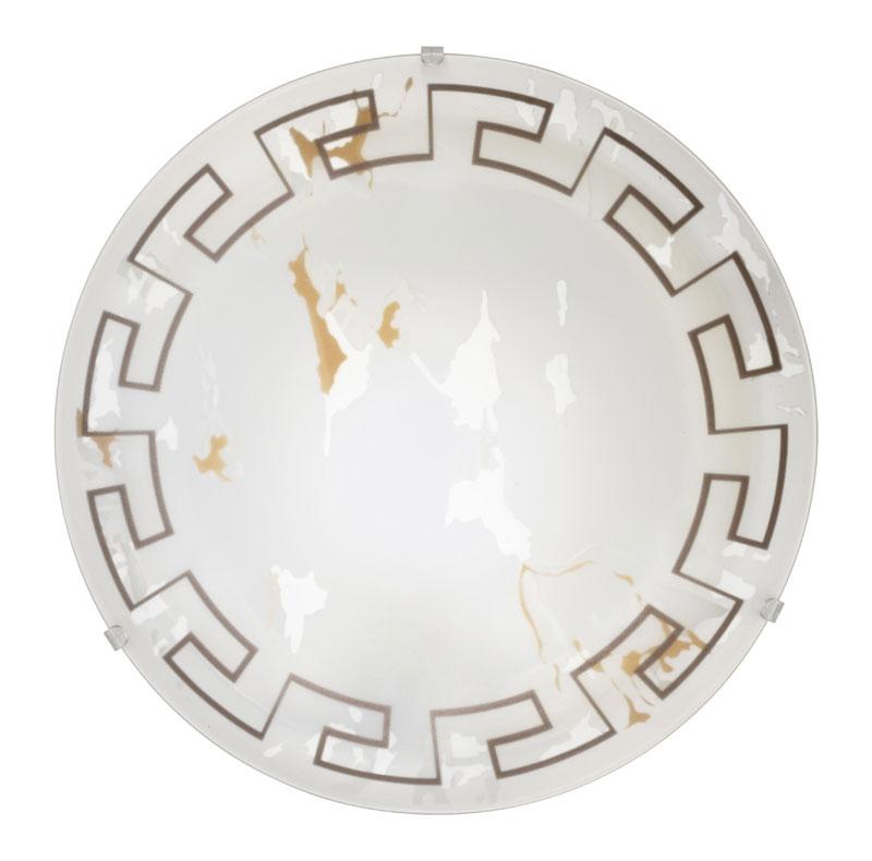 Накладной потолочный светильник 86873 EGLOнакладные<br>Светильник настенно-потолочный TWISTER, 2X60W (E27), ?395, мотив антик. Бренд - EGLO. материал плафона - стекло. цвет плафона - белый. тип цоколя - E27. тип лампы - накаливания или LED. ширина/диаметр - 395. мощность - 60. количество ламп - 2.<br><br>популярные производители: EGLO<br>материал плафона: стекло<br>цвет плафона: белый<br>тип цоколя: E27<br>тип лампы: накаливания или LED<br>ширина/диаметр: 395<br>максимальная мощность лампочки: 60<br>количество лампочек: 2