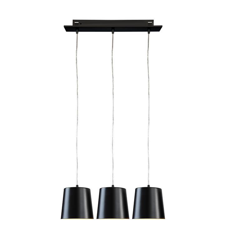 Подвесной  потолочный светильник 105751 MarkSojd&amp;LampGustafподвесные<br>Подвес. Бренд - MarkSojd&amp;LampGustaf. материал плафона - пластик. цвет плафона - черный. тип лампы - LED. ширина/диаметр - 500. мощность - 6. количество ламп - 3.<br><br>популярные производители: MarkSojd&amp;LampGustaf<br>материал плафона: пластик<br>цвет плафона: черный<br>тип лампы: LED<br>ширина/диаметр: 500<br>максимальная мощность лампочки: 6<br>количество лампочек: 3