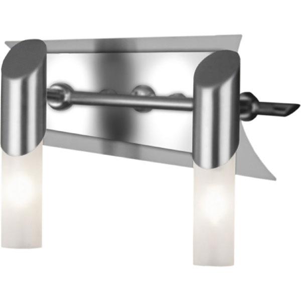 Бра B-930/2 satin chrome N-LightНастенные и бра<br>B-930/2 satin chrome. Бренд - N-Light. материал плафона - стекло. цвет плафона - белый. тип цоколя - G9. тип лампы - галогеновая или LED. ширина/диаметр - 190. мощность - 40. количество ламп - 2.<br><br>популярные производители: N-Light<br>материал плафона: стекло<br>цвет плафона: белый<br>тип цоколя: G9<br>тип лампы: галогеновая или LED<br>ширина/диаметр: 190<br>максимальная мощность лампочки: 40<br>количество лампочек: 2