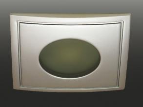 Влагозащищенный светильник SN1516-MCвлагозащищенные<br>Donolux светильник встраиваемый, неповор квадрат,MR16,82х82, max 50w GU5,3, IP65, литье,матовый хром. Бренд - Donolux. тип лампы - галогеновая или LED. количество ламп - 1. тип цоколя - GU5.3. мощность - 50. цвет арматуры - хром. цвет плафона - белый. материал арматуры - металл. материал плафона - стекло. высота - 75. ширина/диаметр - 85. длина - 85. степень защиты ip - 65. форма - квадрат. стиль - классический. страна происхождения - Китай. монтажное отверстие - 74. напряжение - 12.<br><br>Бренд: Donolux<br>тип лампы: галогеновая или LED<br>количество ламп: 1<br>тип цоколя: GU5.3<br>мощность: 50<br>цвет арматуры: хром<br>цвет плафона: белый<br>материал арматуры: металл<br>материал плафона: стекло<br>высота: 75<br>ширина/диаметр: 85<br>длина: 85<br>степень защиты ip: 65<br>форма: квадрат<br>стиль: классический<br>страна происхождения: Китай<br>монтажное отверстие: 74<br>напряжение: 12