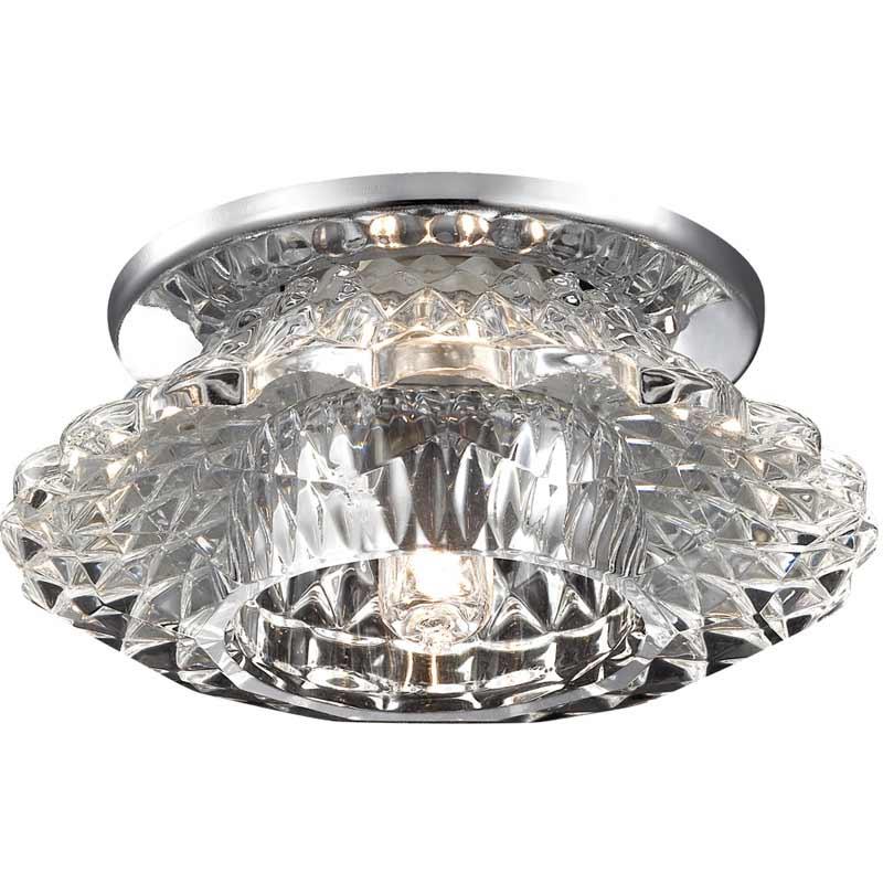 Точечный светильник 369923 Novotechвстраиваемые<br>369923 NT14 172 хром Встраиваемый IP20 G9 40W 220V ENIGMA. Бренд - Novotech. материал плафона - стекло. цвет плафона - прозрачный. тип цоколя - G9. тип лампы - галогеновая или LED. ширина/диаметр - 95. мощность - 40. количество ламп - 1.<br><br>популярные производители: Novotech<br>материал плафона: стекло<br>цвет плафона: прозрачный<br>тип цоколя: G9<br>тип лампы: галогеновая или LED<br>ширина/диаметр: 95<br>максимальная мощность лампочки: 40<br>количество лампочек: 1