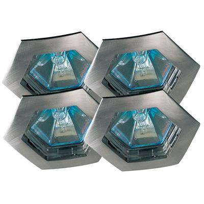 Точечный светильник 99567встраиваемые<br>Светильник встраиваемый Гекса, GU5.3, 4x35W  . Бренд - Paulmann. тип лампы - галогеновая или LED. количество ламп - 4. тип цоколя - GU5.3. мощность лампы - 35. цвет арматуры - хром матовый. цвет плафона - прозрачный. материал арматуры - металл. материал плафона - стекло. ширина/диаметр - 69. длина - 79. степень защиты ip - 44. форма - круг. стиль - хай-тек. страна происхождения - Германия. монтажное отверстие - 60. коллекция - Hexa. напряжение - 12.<br><br>Бренд: Paulmann<br>тип лампы: галогеновая или LED<br>количество ламп: 4<br>тип цоколя: GU5.3<br>мощность лампы: 35<br>цвет арматуры: хром матовый<br>цвет плафона: прозрачный<br>материал арматуры: металл<br>материал плафона: стекло<br>ширина/диаметр: 69<br>длина: 79<br>степень защиты ip: 44<br>форма: круг<br>стиль: хай-тек<br>страна происхождения: Германия<br>монтажное отверстие: 60<br>коллекция: Hexa<br>напряжение: 12