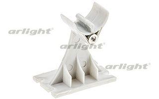 алюминиевый профиль 016570 Arlightкомплектующие<br>Поворотный держатель для крепления профиля ROUND-D20. Материал PVC, серый цвет. Основание 40х24мм, высота 48мм.. Бренд - Arlight.<br><br>популярные производители: Arlight