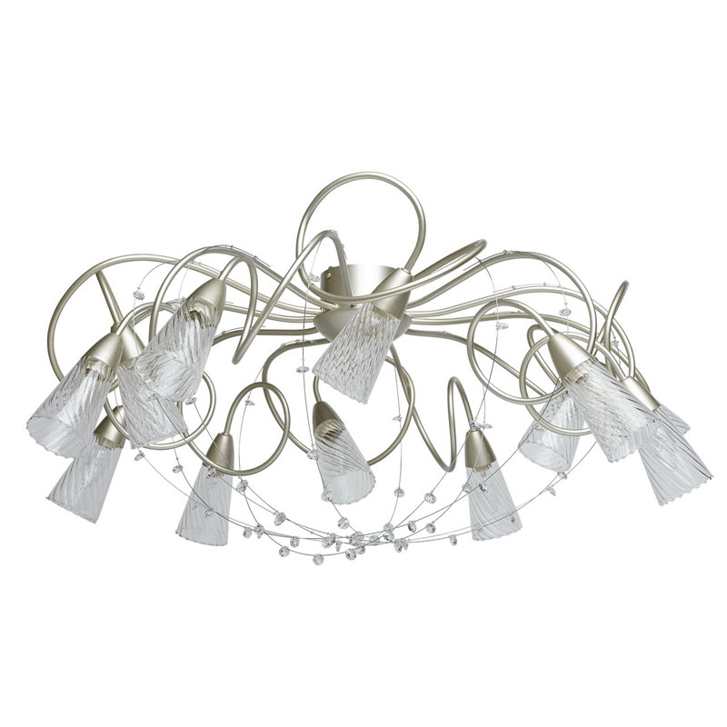 Потолочная люстра накладная 303011312 MW-Lightнакладные<br>303011312. Бренд - MW-Light. материал плафона - стекло. цвет плафона - прозрачный. тип цоколя - E14. тип лампы - накаливания или LED. ширина/диаметр - 990. мощность - 40. количество ламп - 12.<br><br>популярные производители: MW-Light<br>материал плафона: стекло<br>цвет плафона: прозрачный<br>тип цоколя: E14<br>тип лампы: накаливания или LED<br>ширина/диаметр: 990<br>максимальная мощность лампочки: 40<br>количество лампочек: 12