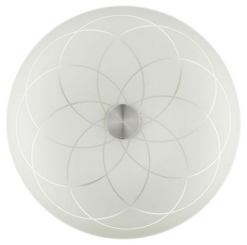 Накладной потолочный светильник 91169 EGLOнакладные<br>Люстра CRATER, 3X60W (E27), ?470, сталь/сатиновое стекло. Бренд - EGLO. материал плафона - стекло. цвет плафона - белый. тип цоколя - E27. тип лампы - накаливания или LED. ширина/диаметр - 470. мощность - 60. количество ламп - 3.<br><br>популярные производители: EGLO<br>материал плафона: стекло<br>цвет плафона: белый<br>тип цоколя: E27<br>тип лампы: накаливания или LED<br>ширина/диаметр: 470<br>максимальная мощность лампочки: 60<br>количество лампочек: 3