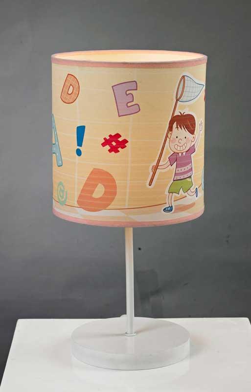детская настольная лампа SL803.504.01 от Дивайн Лайт