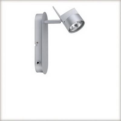спот 66570 PaulmannСпоты<br>Светильник Спот EasyPower Balken 1x50W GU5,3 хром мат.. Бренд - Paulmann. материал плафона - металл. цвет плафона - серый. тип цоколя - GU5.3. тип лампы - галогеновая или LED. ширина/диаметр - 65. мощность - 50. количество ламп - 1.<br><br>популярные производители: Paulmann<br>материал плафона: металл<br>цвет плафона: серый<br>тип цоколя: GU5.3<br>тип лампы: галогеновая или LED<br>ширина/диаметр: 65<br>максимальная мощность лампочки: 50<br>количество лампочек: 1