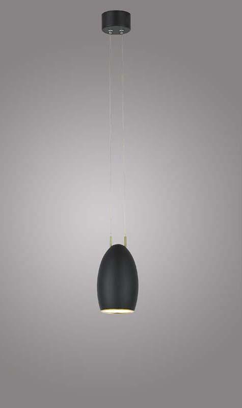 Donolux Подвесной потолочный светильник DL18691/WW-S Black/Gold