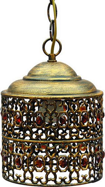 Подвесной  потолочный светильник 2312-1P от Дивайн Лайт