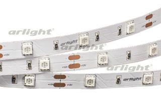 Лента RT 2-5000 12V Blue (5060, 150 LED, LUX) Arlight от Дивайн Лайт