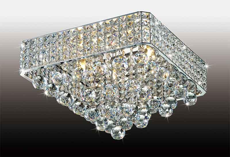 Потолочная люстра накладная 2729/6C  Odeon Lightнакладные<br>2729/6C ODL15 571 хром/хрусталь Люстра потолочная G9 6*40W 220V RINA. Бренд - Odeon Light. материал плафона - хрусталь. цвет плафона - прозрачный. тип цоколя - G9. тип лампы - галогеновая или LED. ширина/диаметр - 420. мощность - 40. количество ламп - 6.<br><br>популярные производители: Odeon Light<br>материал плафона: хрусталь<br>цвет плафона: прозрачный<br>тип цоколя: G9<br>тип лампы: галогеновая или LED<br>ширина/диаметр: 420<br>максимальная мощность лампочки: 40<br>количество лампочек: 6