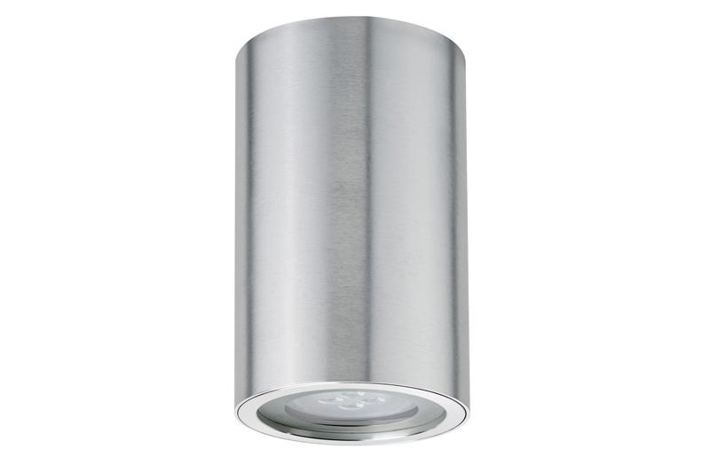 Точечный светильник 92580накладные<br>Prem. ABL Set Alu Barrel IP44 1x50W Alu. Бренд - Paulmann. тип лампы - LED. количество ламп - 1. мощность - 4.5. цвет арматуры - хром матовый. материал арматуры - алюминий. высота - 136. ширина/диаметр - 84. степень защиты ip - 44. форма - круг. стиль - хай-тек. страна происхождения - Германия. коллекция - PAULMANN 9258. напряжение - 220.<br><br>Бренд: Paulmann<br>тип лампы: LED<br>количество ламп: 1<br>мощность: 4.5<br>цвет арматуры: хром матовый<br>материал арматуры: алюминий<br>высота: 136<br>ширина/диаметр: 84<br>степень защиты ip: 44<br>форма: круг<br>стиль: хай-тек<br>страна происхождения: Германия<br>коллекция: PAULMANN 9258<br>напряжение: 220