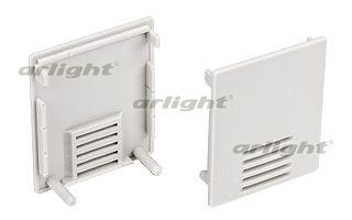 алюминиевый профиль 017364 Arlightкомплектующие<br>Заглушка для BOX60-ONTOP, с вентиляционным отверстием. Материал PVC серый.. Бренд - Arlight.<br><br>популярные производители: Arlight