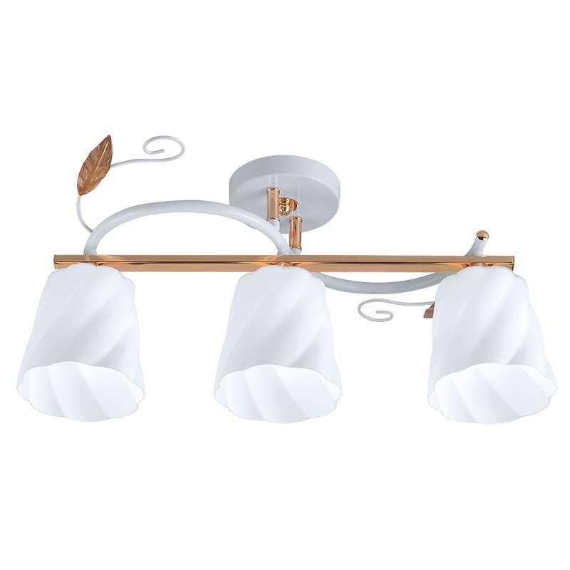 Потолочная люстра на штанге 380/3PF-Whitegold IDLampна штанге<br>Потолочный. Бренд - IDLamp. материал плафона - стекло. цвет плафона - белый. тип цоколя - E14. тип лампы - накаливания или LED. ширина/диаметр - 320. мощность - 60. количество ламп - 3.<br><br>популярные производители: IDLamp<br>материал плафона: стекло<br>цвет плафона: белый<br>тип цоколя: E14<br>тип лампы: накаливания или LED<br>ширина/диаметр: 320<br>максимальная мощность лампочки: 60<br>количество лампочек: 3