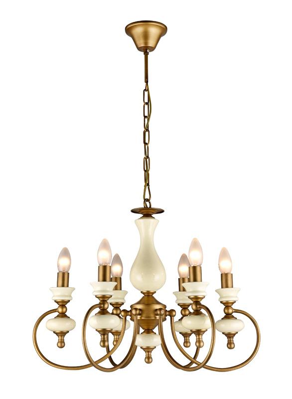 Потолочная люстра подвесная 1509-6P Favouriteподвесные<br>люстра. Бренд - Favourite. тип цоколя - E14. тип лампы - накаливания или LED. ширина/диаметр - 580. мощность - 40. количество ламп - 6.<br><br>популярные производители: Favourite<br>тип цоколя: E14<br>тип лампы: накаливания или LED<br>ширина/диаметр: 580<br>максимальная мощность лампочки: 40<br>количество лампочек: 6