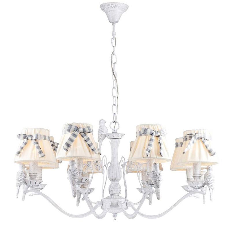 Потолочная люстра подвесная OML-77503-08 Omniluxподвесные<br>OML-77503-08. Бренд - Omnilux. материал плафона - ткань. цвет плафона - белый. тип цоколя - E14. тип лампы - накаливания или LED. ширина/диаметр - 750. мощность - 40. количество ламп - 8.<br><br>популярные производители: Omnilux<br>материал плафона: ткань<br>цвет плафона: белый<br>тип цоколя: E14<br>тип лампы: накаливания или LED<br>ширина/диаметр: 750<br>максимальная мощность лампочки: 40<br>количество лампочек: 8