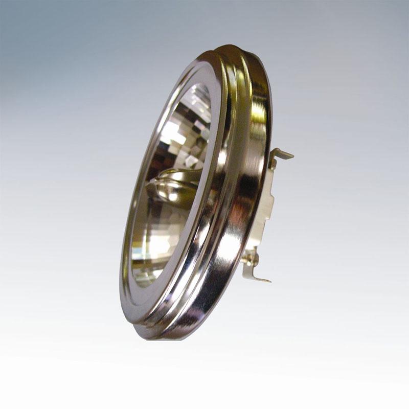 921032 Лампа HAL 12V AR111 G5.3 50W 46G ALU RA100 2800K 2800K 2000H DIMM Lightstar от Дивайн Лайт
