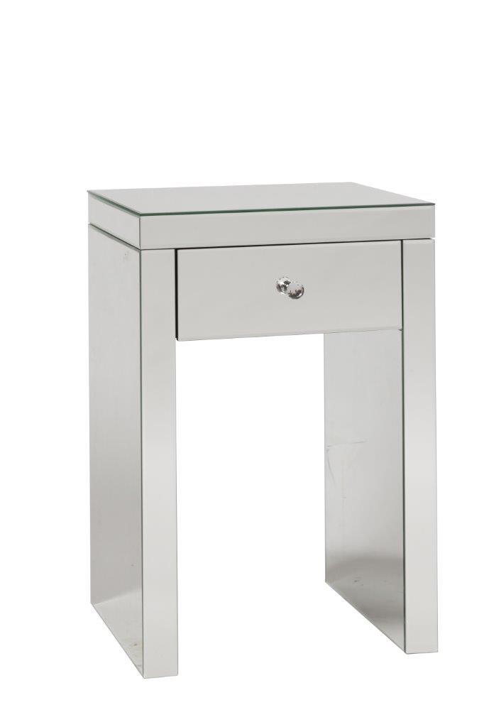 Зеркальный прикроватный столик Branche DG-HOME от Дивайн Лайт
